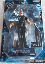 WWE Draft Smack Down Limited Edition #15 Albert [Brand New] - $69.51