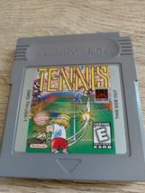 Nintendo GameBoy Tennis image 1