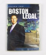 Boston Legal season two TV show DVD - $8.64