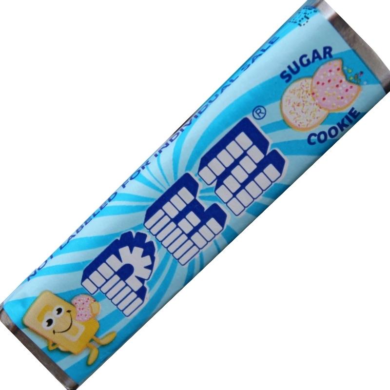 PEZ Candy Refills - Sugar Cookie Flavor - 2 Lb Bulk New - $17.50
