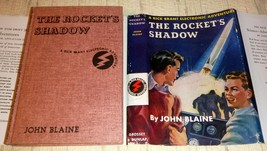 Rick Brant Electronic Adventure Rocket's Shadow - HC/DJ John Blaine - $19.75