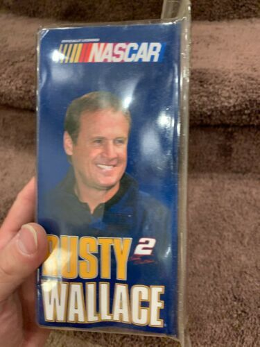"""#2 RUSTY WALLACE MILLER LITE 6"""" FIGURE 2003 BY MCFARLANE ACTION NEW image 2"""
