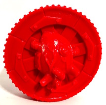 Red Demon Wheel Yokai Unpainted image 2