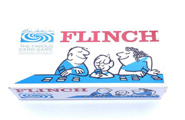 Flinch The Famous Card Game By Parker Brothers - Vintage From 1963 - $23.28