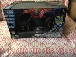Rockzilla Maisto Pro Series Radio Control Monster Truck Rock Crawler 1:1... - $749,97 MXN