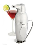 NORPRO 445 18/10 Stainless Steel Penguin Cocktail Shaker Martini Mixer - ₨2,144.75 INR