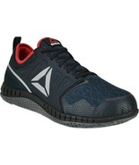 Men's Reebok Steel Toe ZPrint Work Shoe Navy EH, Slip Resistant in Wide ... - $99.99