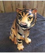 Tiger Tilso Japan Roar Ceramic Tigers Africa College Mascot Jungle Felin... - $30.00
