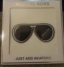 Micheal Kors JUST ADD AVIATORS Jet Set Go Sticker New in Package - $9.41