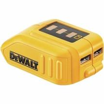 DEWALT 12V/20V MAX USB Charger, Tool Only (DCB090) - $39.51