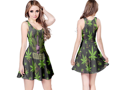 ALCOHOL KILLS CANNABIS CHILLS Satanic Reversible For Women - $22.99+