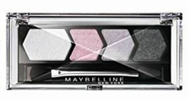 Maybelline Silk Glam Quad Eyeshadow 12  pink drama - $5.36