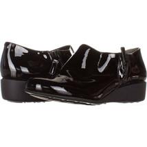 Cole Haan Callie Slip-On Waterproof Rain Shoes 775, Black, 6 US - $62.39