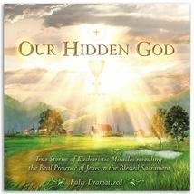 OUR HIDDEN GOD by Holy Family Studios - CD