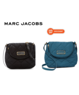 Marc Jacobs Quilted Nylon Mini Messenger Bag M0011379 NWT - $219.00