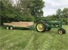 1936 JOHN DEERE A For Sale In Waukee, Iowa 50265 image 1