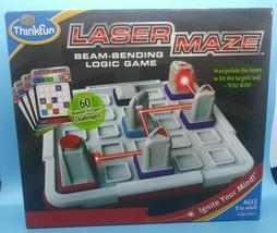 Laser Maze Beam Bending Logic Game Thinkfun - $17.58