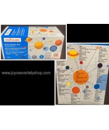 Solar System Kit Ages 8+ Educational Art & Craft Creatology Unpainted Cr... - $8.99