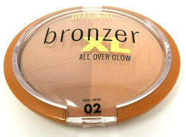 Milani Powder Bronzer XL All Over Glow in 02 FAKE TAN - New and Sealed! - $14.25