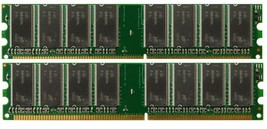 2GB (2X1GB) DDR Memory HP Point of Sale System Rp5000 TESTED