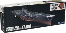 FUJIMI FH-18 Imperial Navy Series Japanese Navy Aircraft Carrier Taiho 1... - $153.68