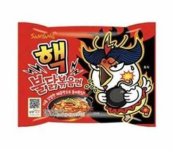 Samyang Buldak 2X Spicy Hot Chicken Flavor Ramen 140g Challenge - made in Korea image 1
