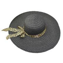 2019 New Modis Women Beach Hat Lady Derby Bow Cap Hot Wide Brim Floppy F... - $10.45