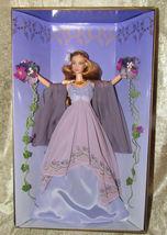 VHTF NRFB GODDESS OF SPRING Collector Barbie Doll Classical Greek LTD ED 2000 image 3