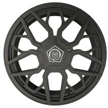 4 G46 MIZU 22 inch Matte Black Rims fits FORD RANGER 2WD 2002 - 2011 - $949.99