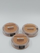 Maybelline  New York Dream Wonder #95   Coconut Compact  Powder  Set of 3New - $15.19