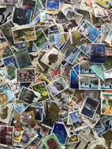 100 Different Used Japan Postage Stamps