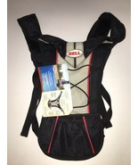 BELL Back 50 Hydration Pack New With Tags Black Hiking Vacation Water H2o - $15.00
