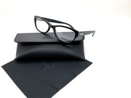 Guess Black Eyeglasses Frame Remove Demo lenses for RX GU2376 BLK 53MM - $33.54