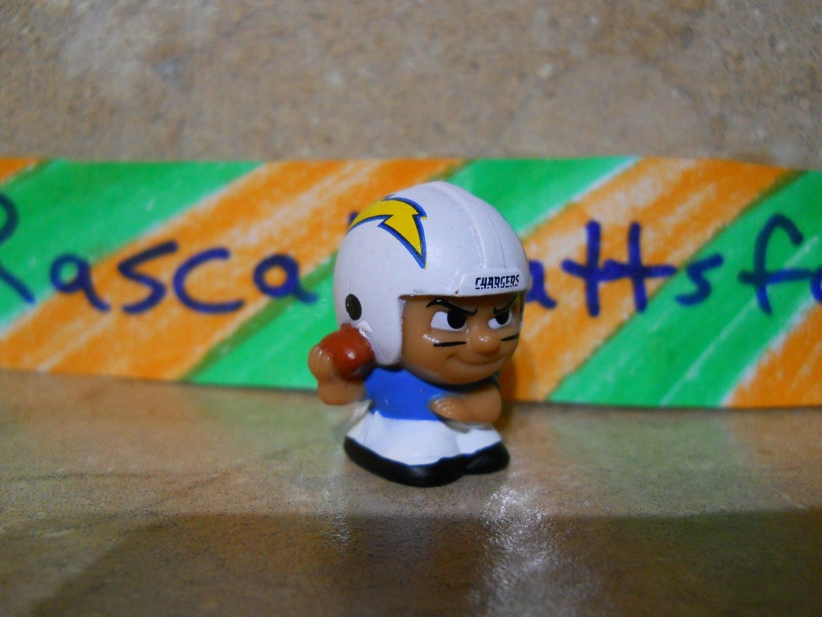 SAN DIEGO CHARGERS!!! NFL TEENYMATES RARE SERIES 1 QUARTERBACK 2106