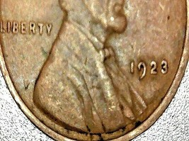 Lincoln Wheat Penny 1923 P, 1924 P and 1926 P AA20-CNP2173 Antique