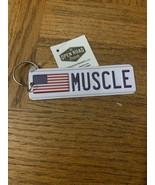 Open Road Muscle Keychain - $15.72