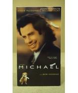 WB Michael VHS Movie  * Plastic * - $4.34