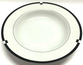 "Mikasa Fine China L5542 Midnight Cereal Soup Salad Bowl 8.5"" - $9.89"