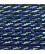 550 Paracord 10ft Seahawks 12th man Type III Commercial 7 Strand Nylon 1... - $3.99