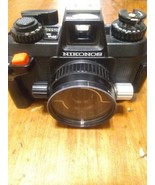 Nikon Nikonos IV-A Underwater Film Camera w/ lens Japan  photographer's ... - $92.57