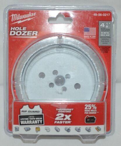 Milwaukee 49560217 Bi Metal Hole Saw Hole Dozer 4-1/8 Inch