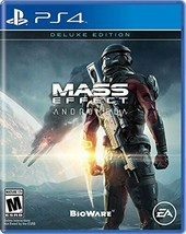 Mass Effect Andromeda Deluxe - PlayStation 4 [video game] - $43.69