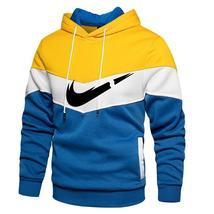 Designer Men Hoodie Fleece Cotton Sweatshirt Pullover Warm Hip Hop B image 5