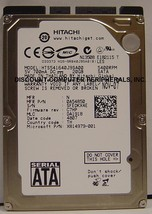 "Hitachi HTS541640J9SA00 TravelStar 5K160 40GB 2.5"" SATA 5400rpm Hard Drive"