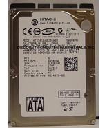 "Hitachi HTS541640J9SA00 TravelStar 5K160 40GB 2.5"" SATA 5400rpm Hard Drive - $12.69"