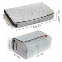 Multi-Functional Bedside Felt Storage Caddy Hanging Pocket For Bedroom Sof - $87.30