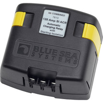 Blue Sea 7610 120 Amp SI-Series Automatic Charging Relay - $112.32