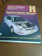 Toyota Camry Haynes Repair Manual Book 1992 - 1996 / Service Shop Car Truck - $14.01