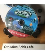 Hotshots golf 3 ps2 PlayStation 2 Disc Only - $4.54