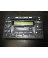 98 99 00 01 02 HONDA ACCORD 6 CD CASSETTE RADIO #39100-S82-A300 - $34.65